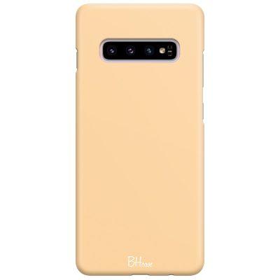 Champagne Color Case Samsung S10 Plus