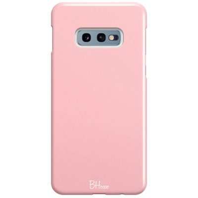Charm Pink Color Coque Samsung S10e