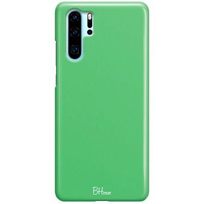 Emerald Color Case Huawei P30 Pro