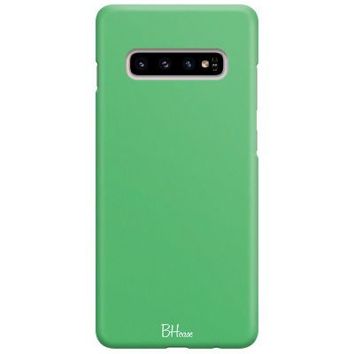 Emerald Color Case Samsung S10