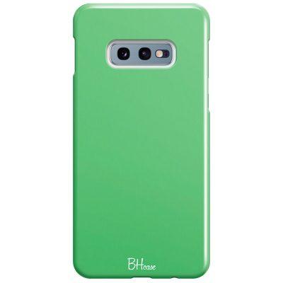 Emerald Color Coque Samsung S10e