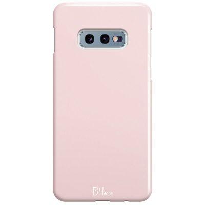 English Lavender Color Coque Samsung S10e