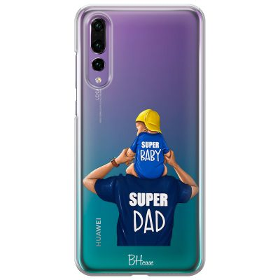 Father Is a Hero Case Huawei P20 Pro