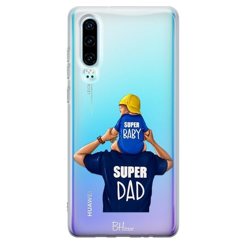 Father Is a Hero Coque Huawei P30