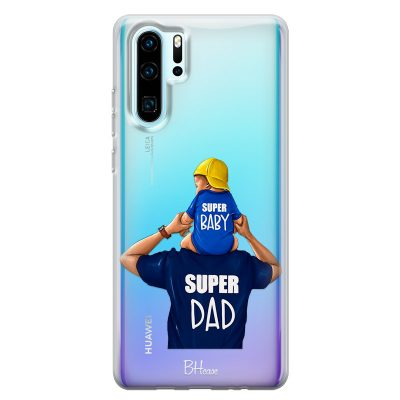 Father Is a Hero Coque Huawei P30 Pro