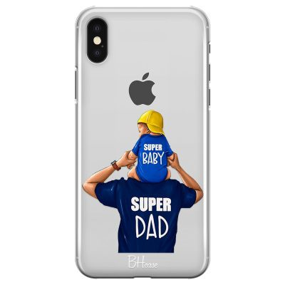 Father Is a Hero Coque iPhone X/XS