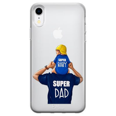 Father Is a Hero Coque iPhone XR