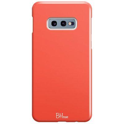 Fire Opal Color Case Samsung S10e