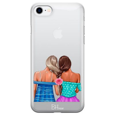 Girl Friends Coque iPhone 7/8