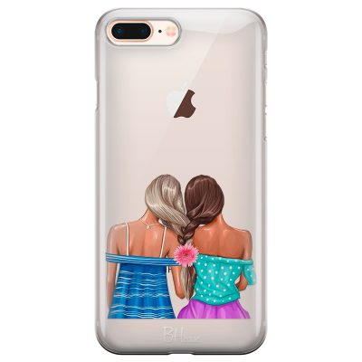 Girl Friends Coque iPhone 7 Plus/8 Plus