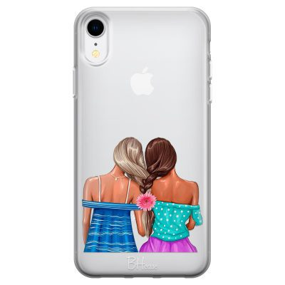 Girl Friends Coque iPhone XR