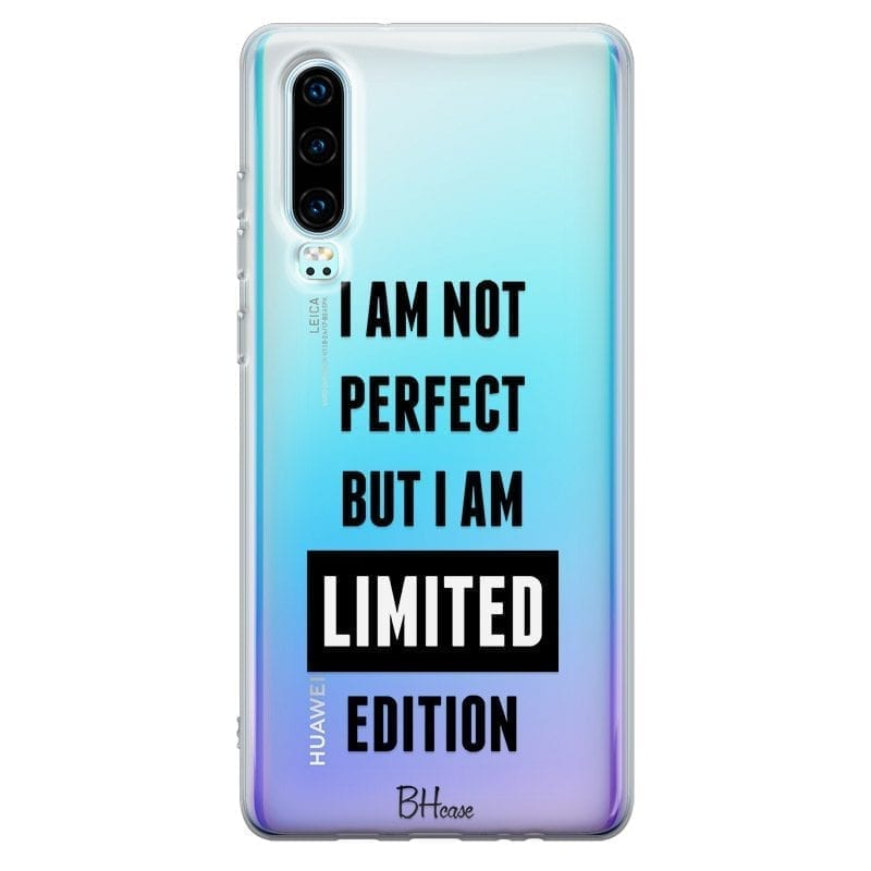 I Am Limited Edition Case Huawei P30