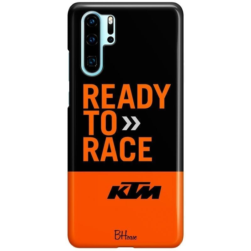 KTM Ready To Race Coque Huawei P30 Pro