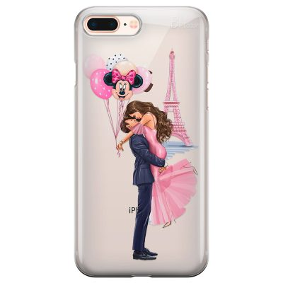 Love in Paris Coque iPhone 7 Plus/8 Plus
