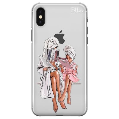 Mom Spa Case iPhone XS Max