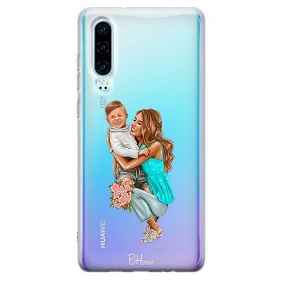 Mother Love Coque Huawei P30