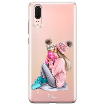 Mother's Kiss Coque Huawei P20