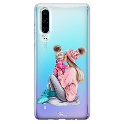 Mother's Kiss Coque Huawei P30
