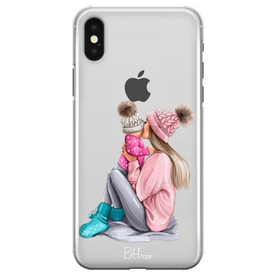 Mother's Kiss Case iPhone XS Max
