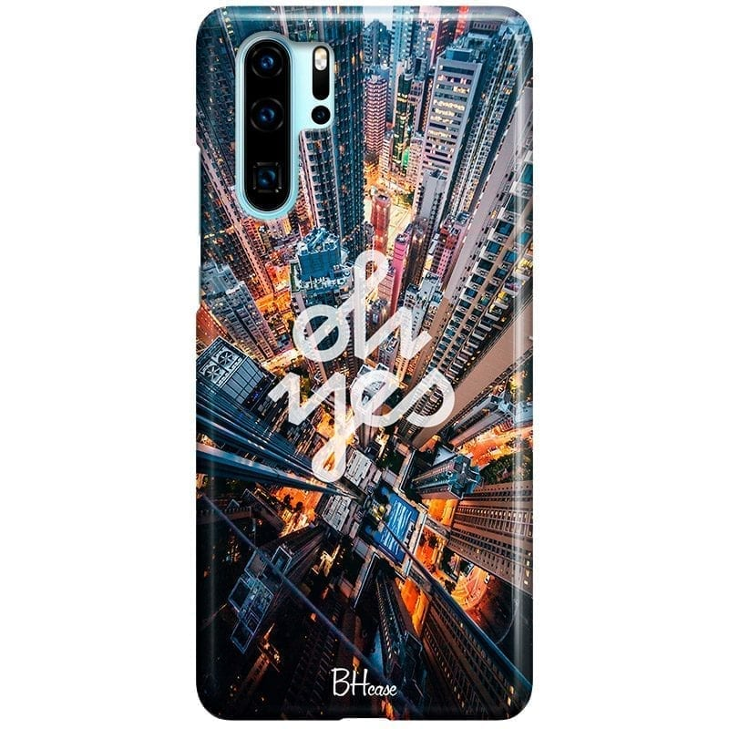 Oh Yes Coque Huawei P30 Pro