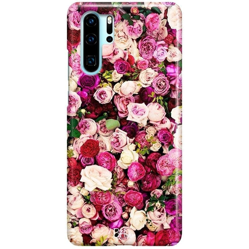 Roses Pink Coque Huawei P30 Pro