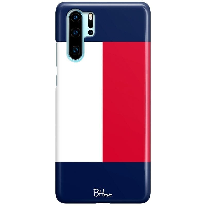Tommy Hilfiger Colors Case Huawei P30 Pro