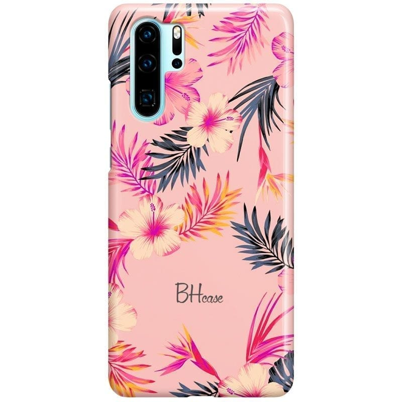 Tropical Pink Coque Huawei P30 Pro
