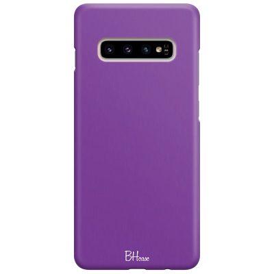 Violet Color Case Samsung S10 Plus