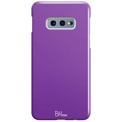 Violet Color Case Samsung S10e