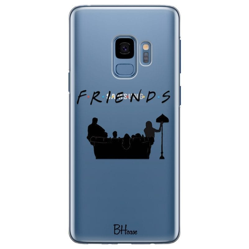 coque samsung s9 friends