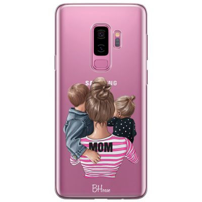 Mom Of Girl And Boy Coque Samsung S9 Plus
