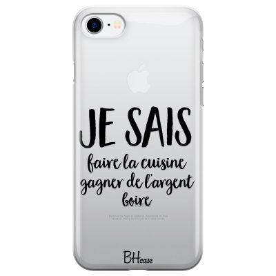 Je Sais Coque iPhone 7/8