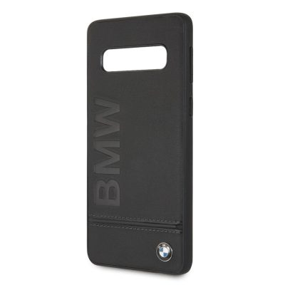 BMW Signature Black Coque Samsung S10