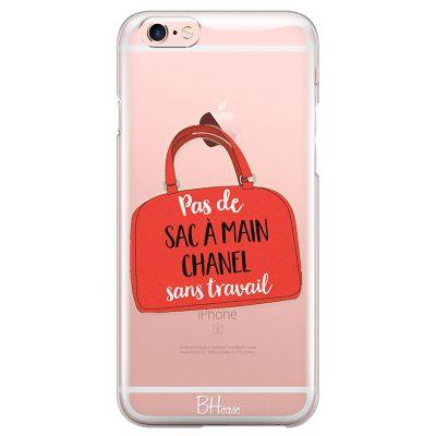 Pas De Sac À Main Chanel Sans Travail Coque iPhone 6 Plus/6S Plus