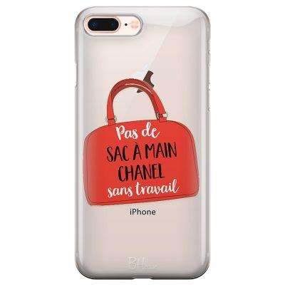 Pas De Sac À Main Chanel Sans Travail Coque iPhone 7 Plus/8 Plus
