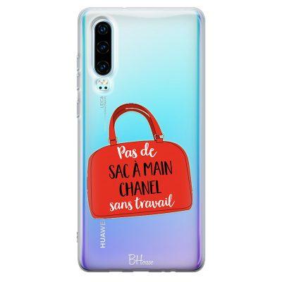 Pas De Sac À Main Chanel Sans Travail Coque Huawei P30