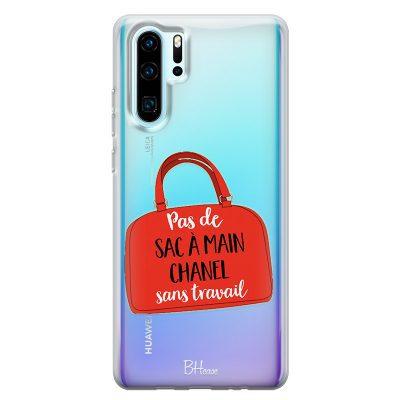 Pas De Sac À Main Chanel Sans Travail Coque Huawei P30 Pro