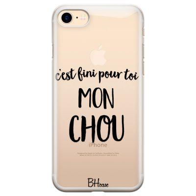 C'est Fini Pour Toi Coque iPhone 8/7/SE 2 2020
