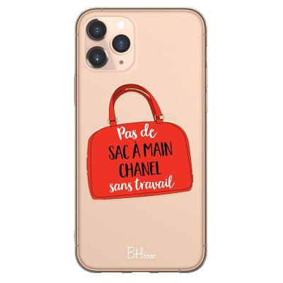 Pas De Sac À Main Chanel Sans Travail Coque iPhone 11 Pro Max