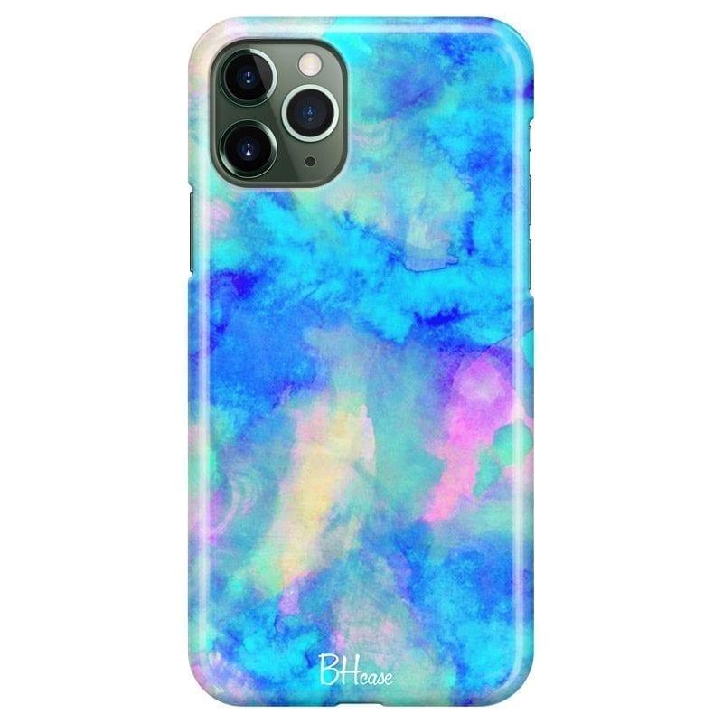 Blue Stone Coque iPhone 11 Pro Max