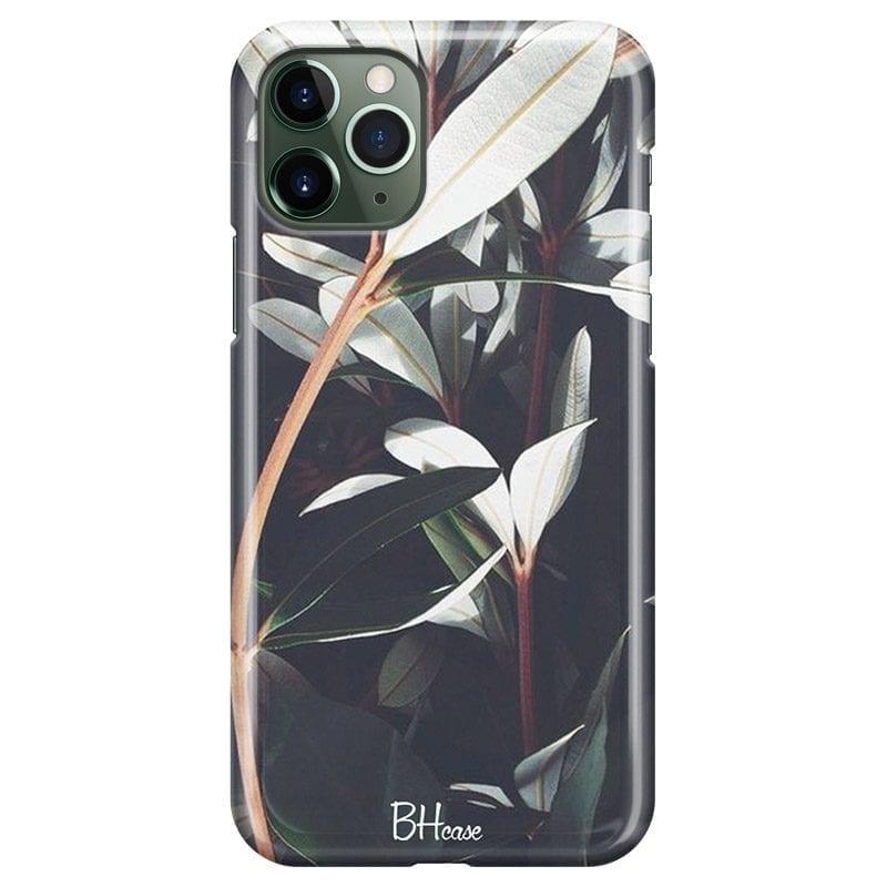 Dark Leaves Coque iPhone 11 Pro Max
