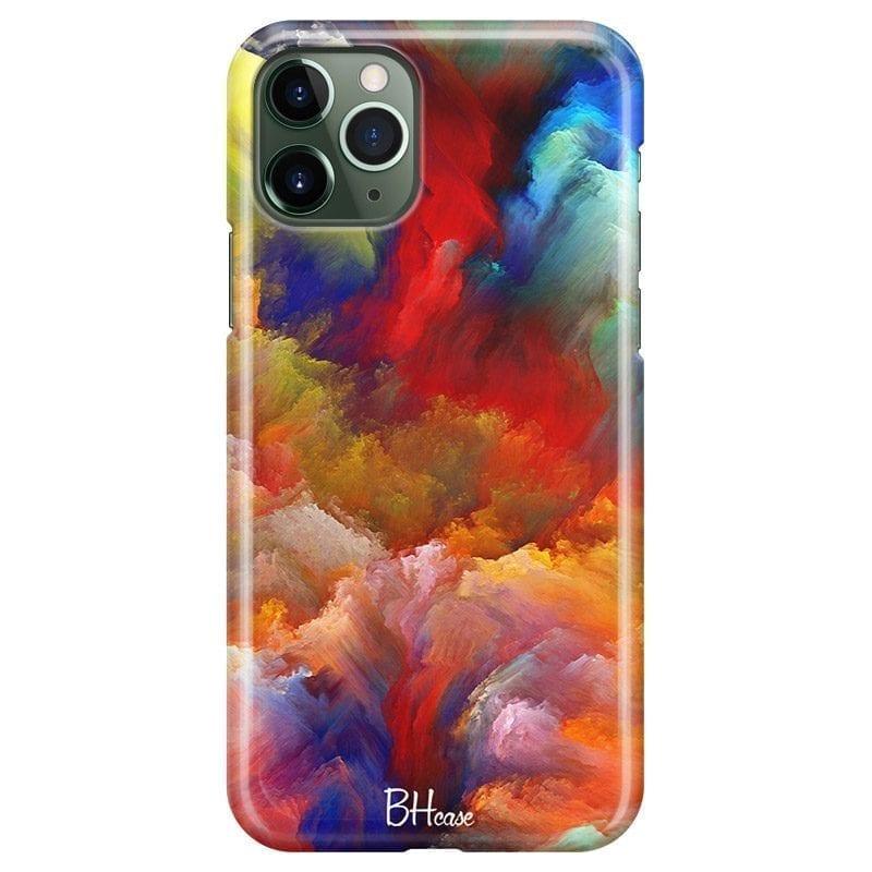 Dreamy Colors Coque iPhone 11 Pro Max