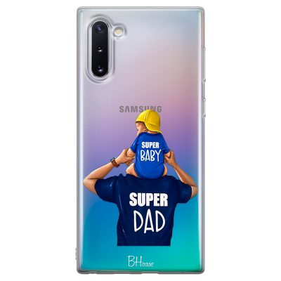 Father Is a Hero Coque Samsung Note 10