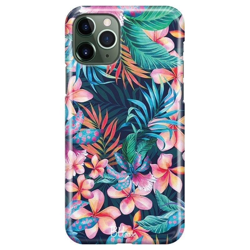Hawai Floral Coque iPhone 11 Pro Max