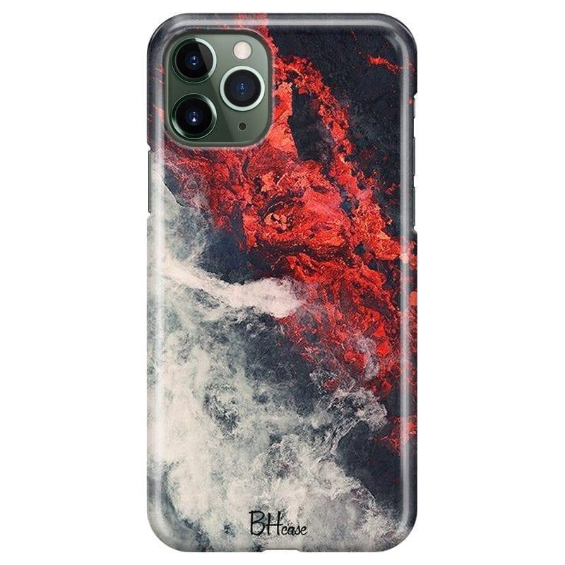 Lava Water Coque iPhone 11 Pro Max