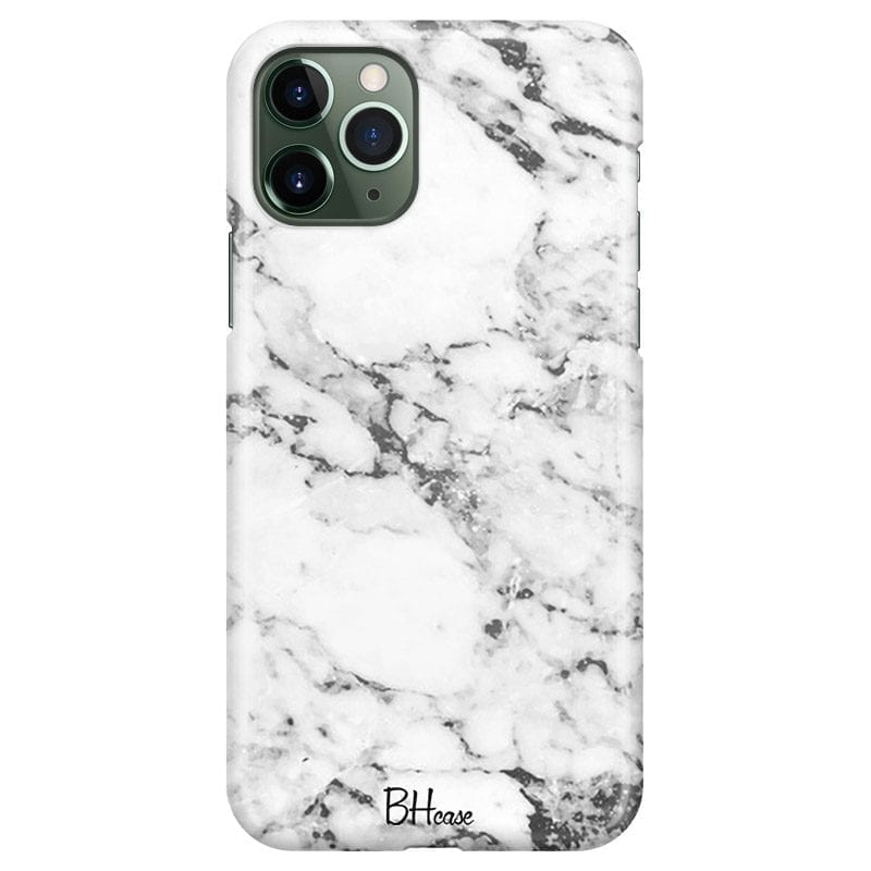 Marble White Coque iPhone 11 Pro Max