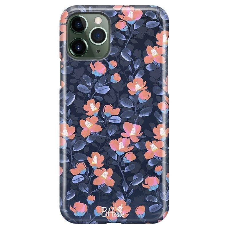 Midnight Floral Coque iPhone 11 Pro Max