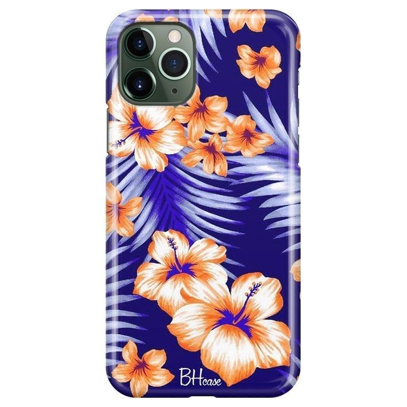 Night Floral Coque iPhone 11 Pro Max