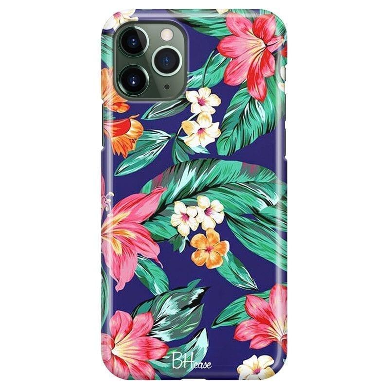 Roshe Flowers Coque iPhone 11 Pro Max