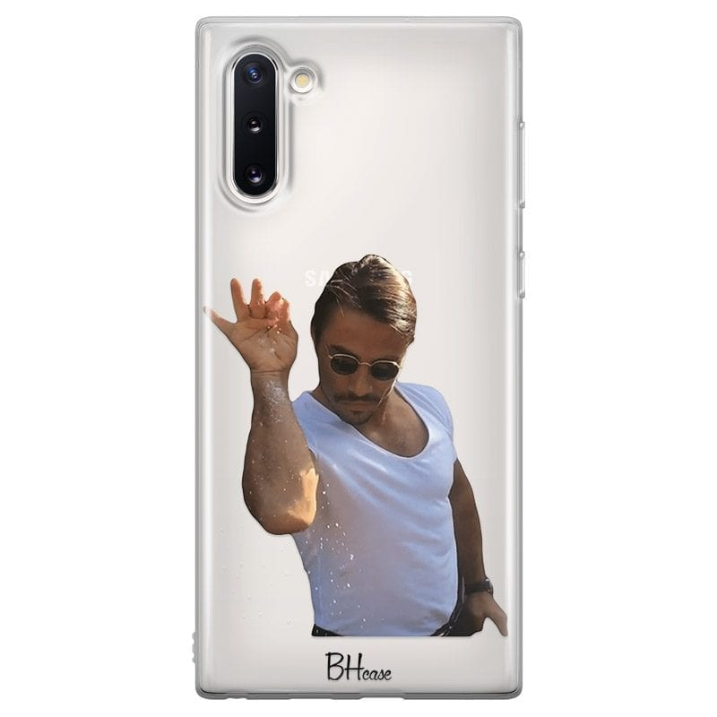 Salt Bae Coque Samsung Note 10